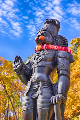 Sri Hanuman Closeup