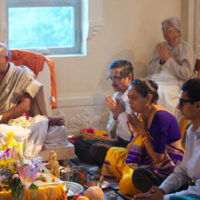 Ancestral Puja
