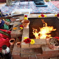 Ayush (Longevity) Havan