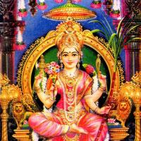 Goddess Raja Rajeswari