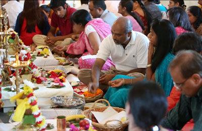 Satyanarayana Vratha Puja