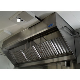 Commercial Ventilation Hood